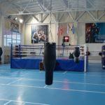 Спортивный зал «Лесмаш»